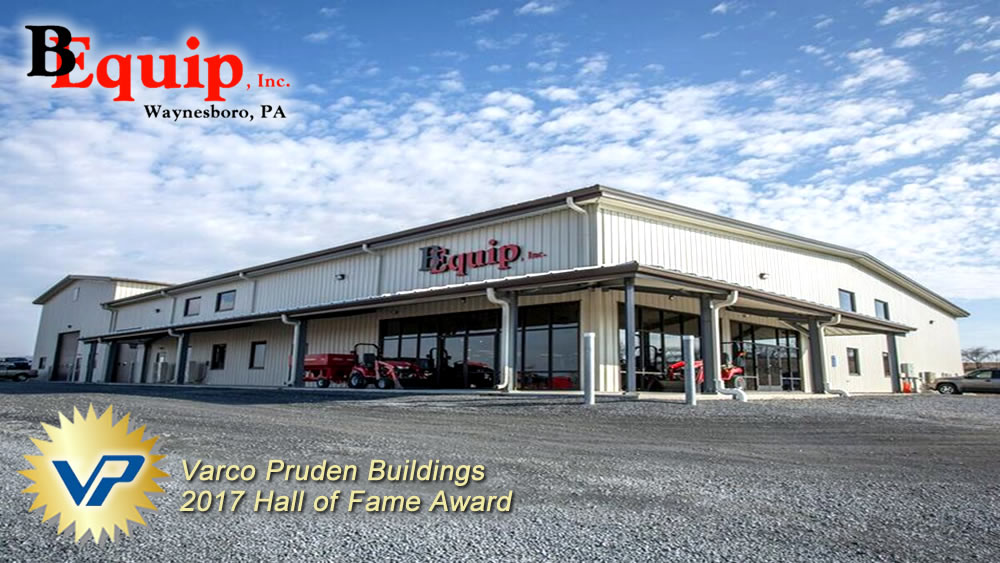 Steel Building Hall of Fame Award